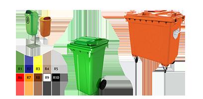 plastik konteynerler